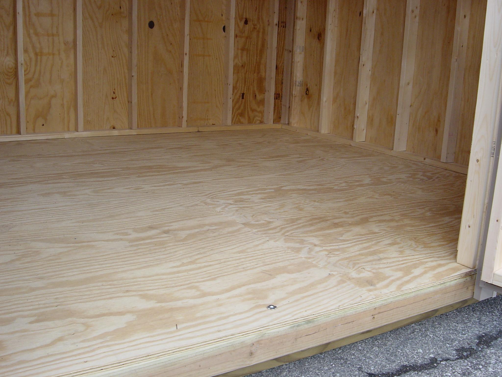 Paint Plywood Shed Floor Gurus Floor