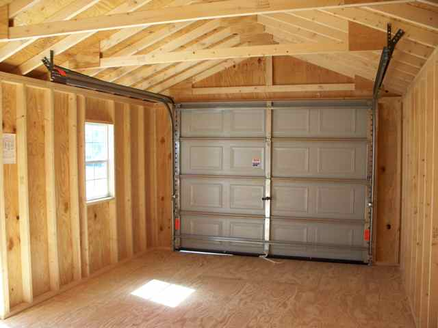 How To Build Storage Shed Doors