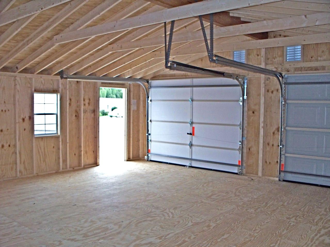 Pre Fab Garage, Built Garage, Lancaster PA Craftsmanship