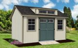 Keystone Shed - an Estate Series Shed