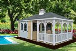 Poolhouse Shed - Splish, Splash & Storage