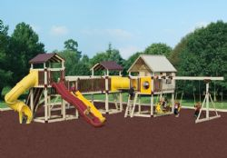 Vinyl Playset Imagination Station #IH68-1