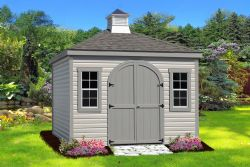 Manor Shed - an Estate Series Shed
