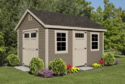 Heritage Shed - an Estate Series shed