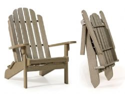 Adirondack Folding Chair - BREEZESTA - Shipping Included!
