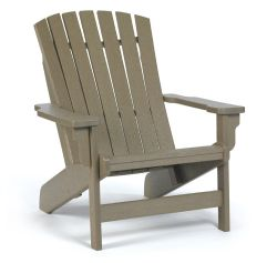 Adirondack Fanback Chair - BREEZESTA - Shipping Included!