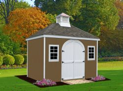 Manor - an Estate Series Shed