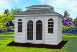 Villa Pagoda - an Estate Series Shed